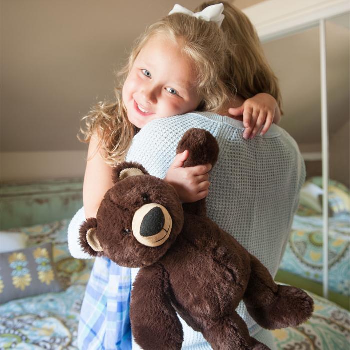 15in Coco Teddy Bear Annalee Dolls